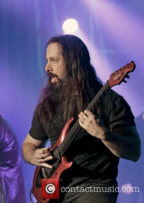 John Petrucci and Dream Theater 14