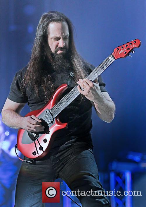 John Petrucci and Dream Theater 1