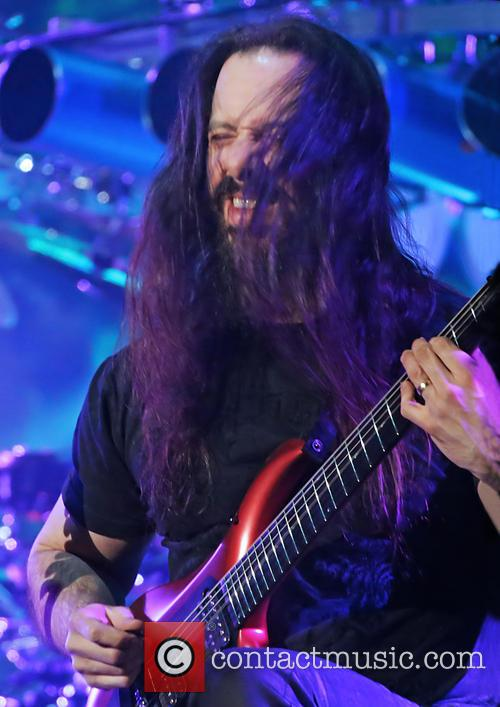 John Petrucci and Dream Theater 16