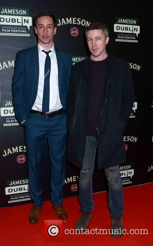 Killian Scott and Aidan Gillen 2