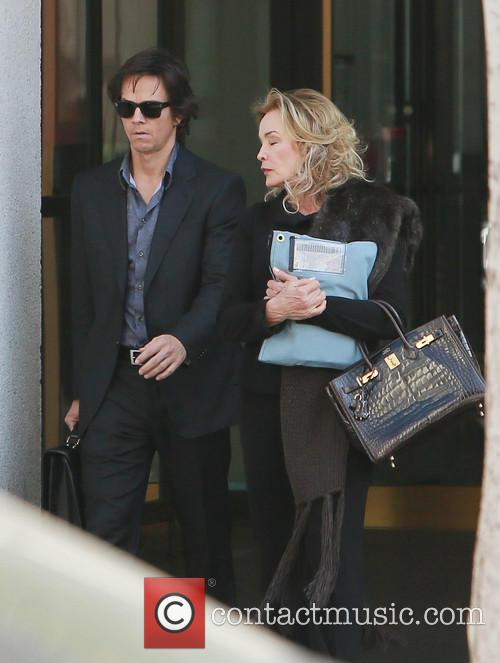 Mark Wahlberg and Jessica Lange 2