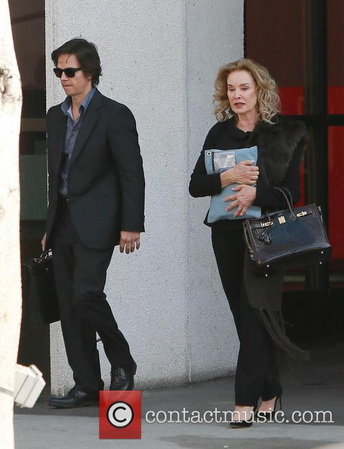 Mark Wahlberg and Jessica Lange 11