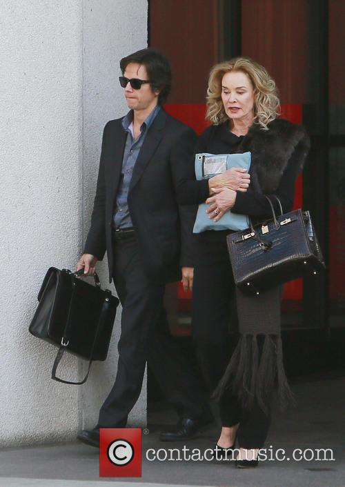 Mark Wahlberg and Jessica Lange 12