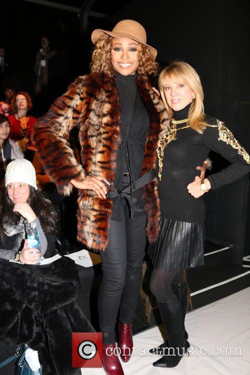cynthia bailey ramona singer new york fashion week 4067607