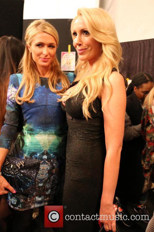 Paris Hilton and Lulu Johnson 3