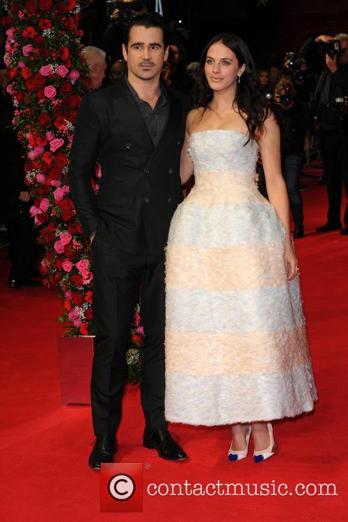 Jessica Brown Findlay and Colin Farrell 9