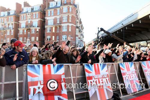 Britains Got Talent Arrivals