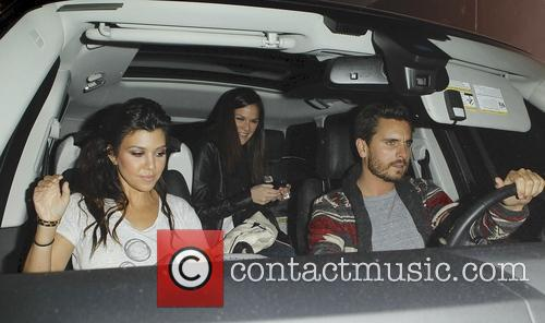 Kourtney Kardashian and Scott Disick 7