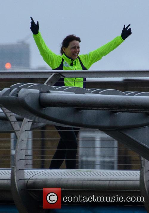Davina McCall's BT Sport Relief challenge: Beyond Breaking...