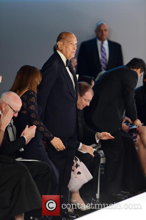 Oscar De La Renta fashion show benefiting 'Designed...