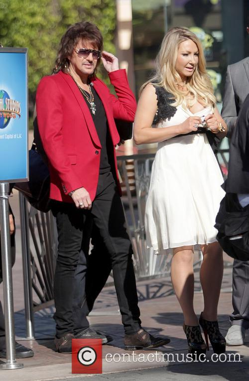 Richie Sambora and Nikki Lund