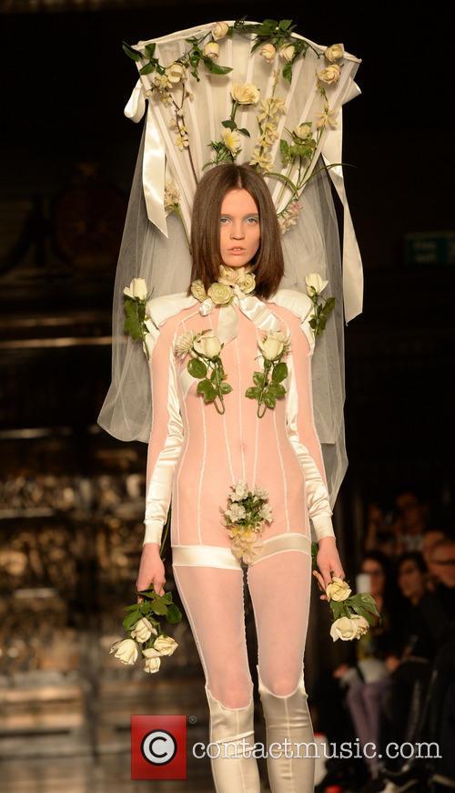 London Fashion Week Autumn/Winter 2014 - Pam Hogg