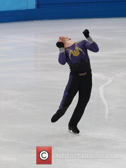 Alexander Majorov and Sweden 1