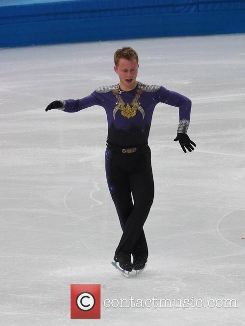 Alexander Majorov and Sweden 2