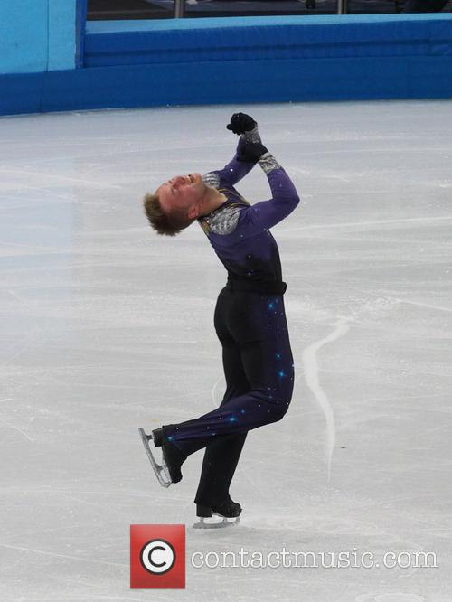 Alexander Majorov and Sweden 6