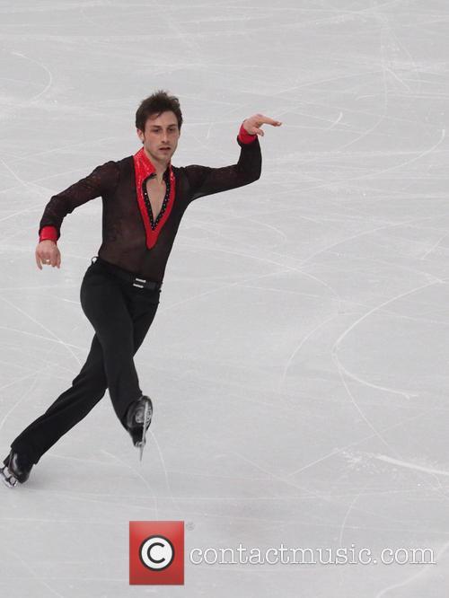 Sochi 2014 Who is Brian Joubert and Why do Women go Wild
