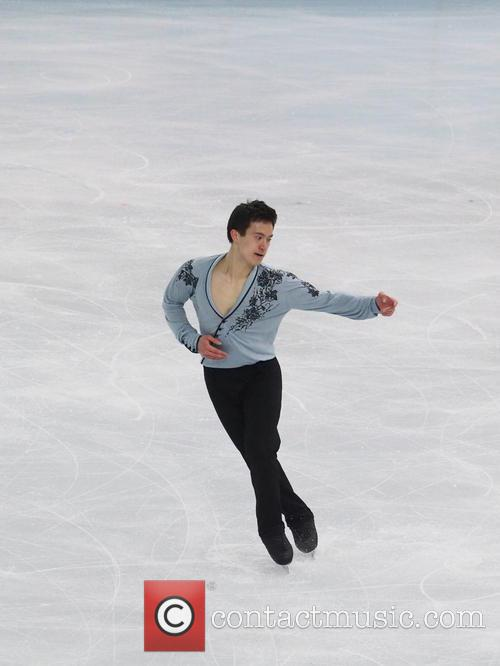 Patrick Chan and Canada 2