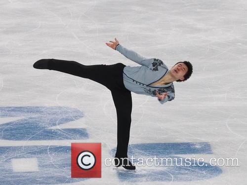 Patrick Chan and Canada 5