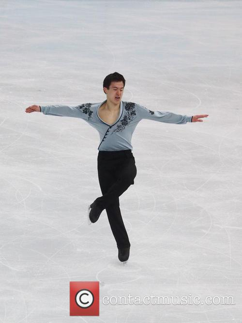 Patrick Chan and Canada 6