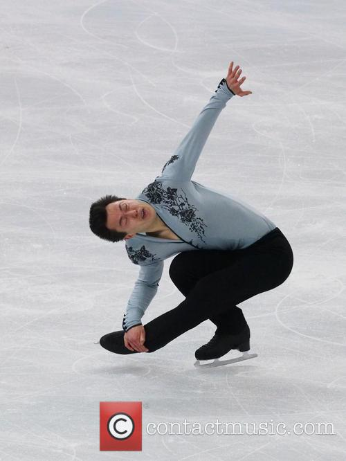Patrick Chan and Canada 7