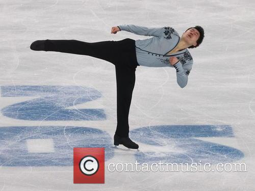 Patrick Chan and Canada 1