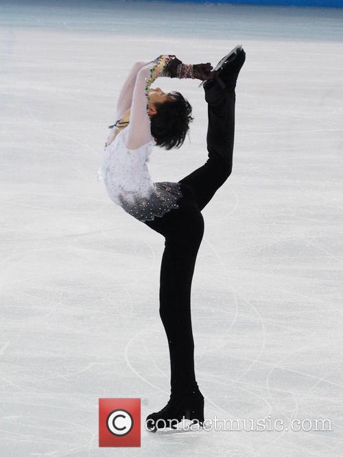 Yuzuru Hanyu and Japan 2