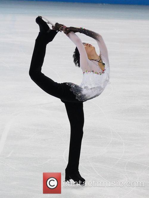 Yuzuru Hanyu and Japan 8