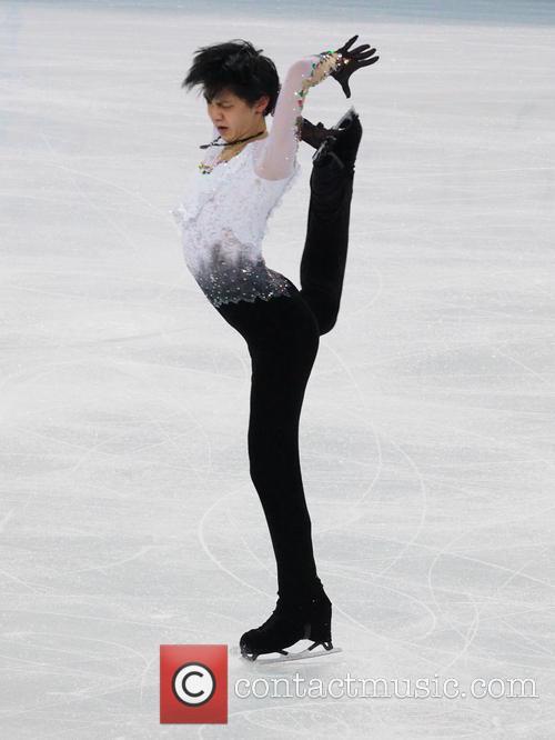 Yuzuru Hanyu and Japan 1