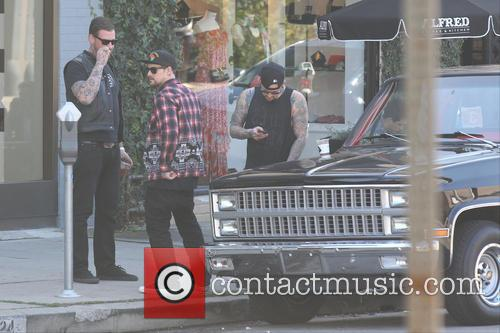 Joe Madden and Benji Madden 2