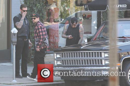 Joe Madden and Benji Madden 3
