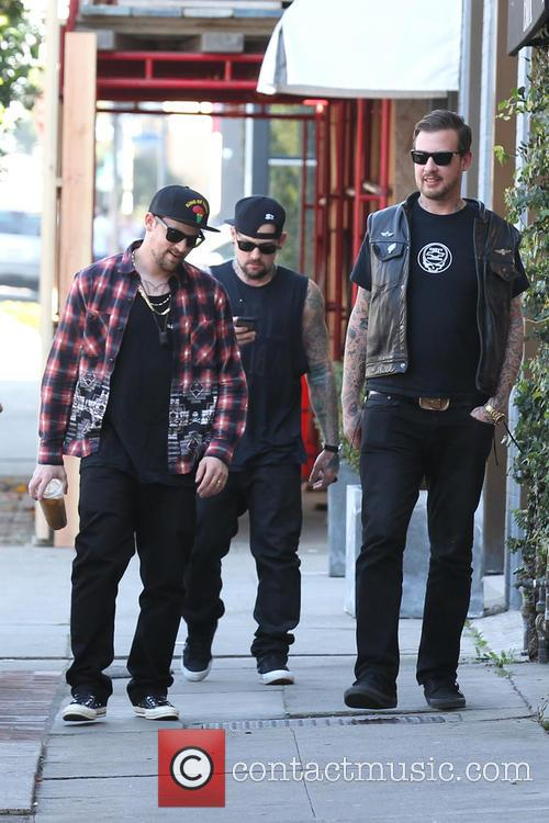 Joe Madden and Benji Madden 4