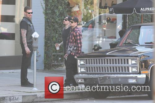 Joe Madden and Benji Madden 7