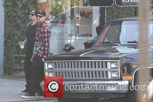 Joe Madden and Benji Madden 8