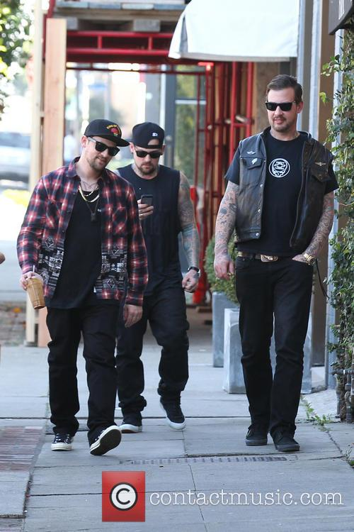 Joe Madden and Benji Madden 10