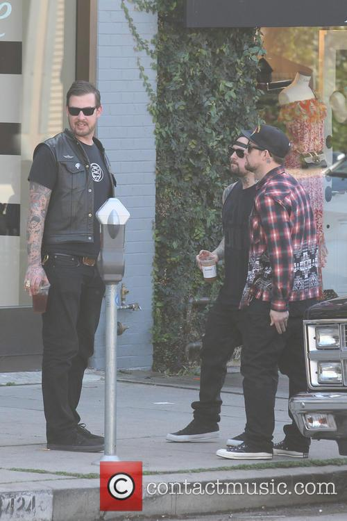 Joe Madden and Benji Madden 13