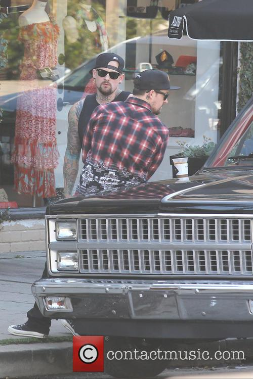 Joe Madden and Benji Madden 16