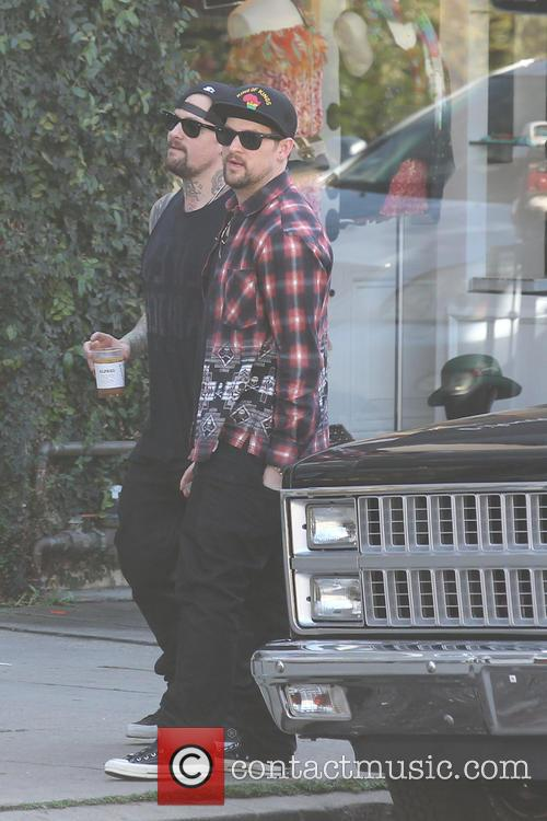 Joe Madden and Benji Madden 1