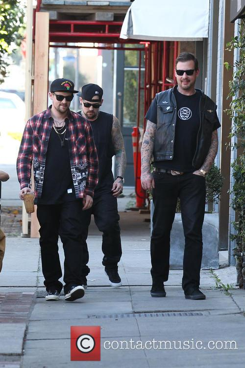 Joe Madden and Benji Madden 17