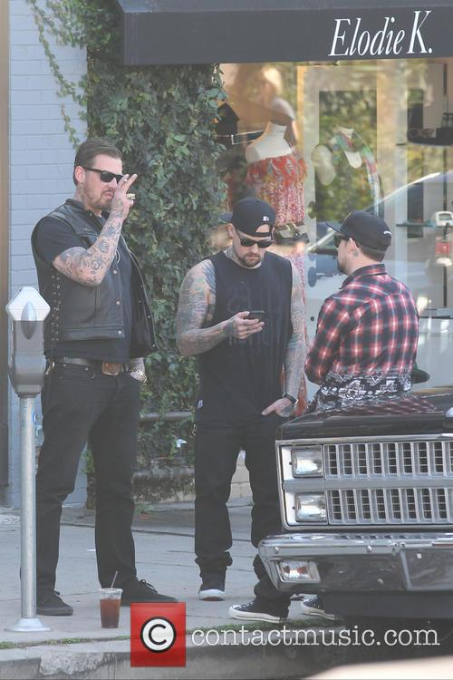 Joe Madden and Benji Madden 18