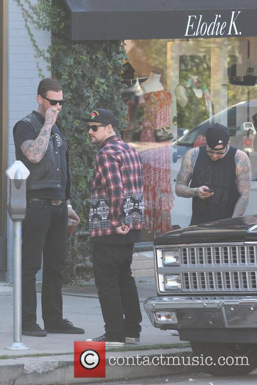 Joe Madden and Benji Madden 19