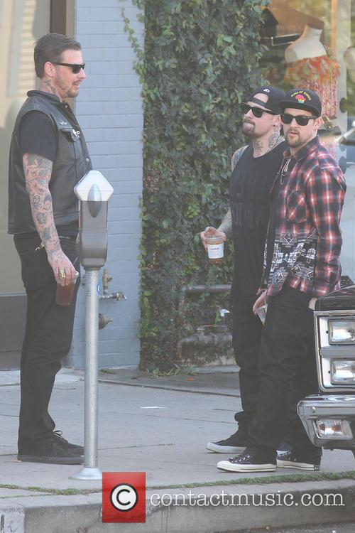 Joe Madden and Benji Madden 20