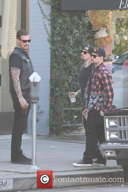Joe Madden and Benji Madden 22