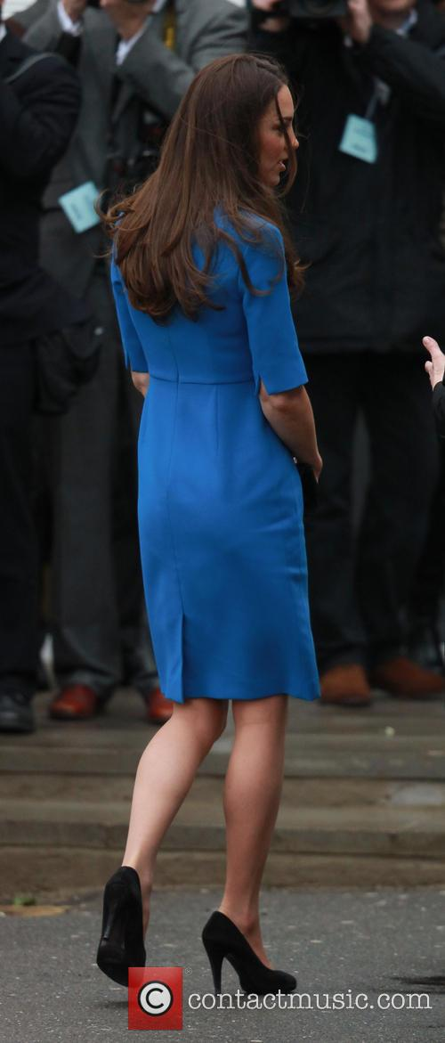Duchess of Cambridge visit
