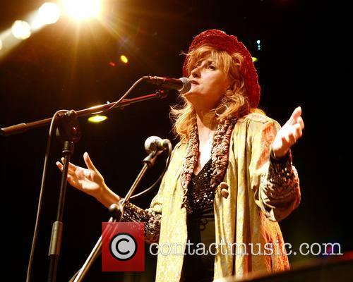 Eddi Reader perfoms at Vicar Street