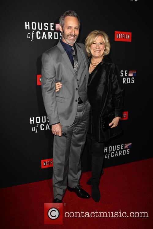 Michel Gill and Jayne Atkinson 2