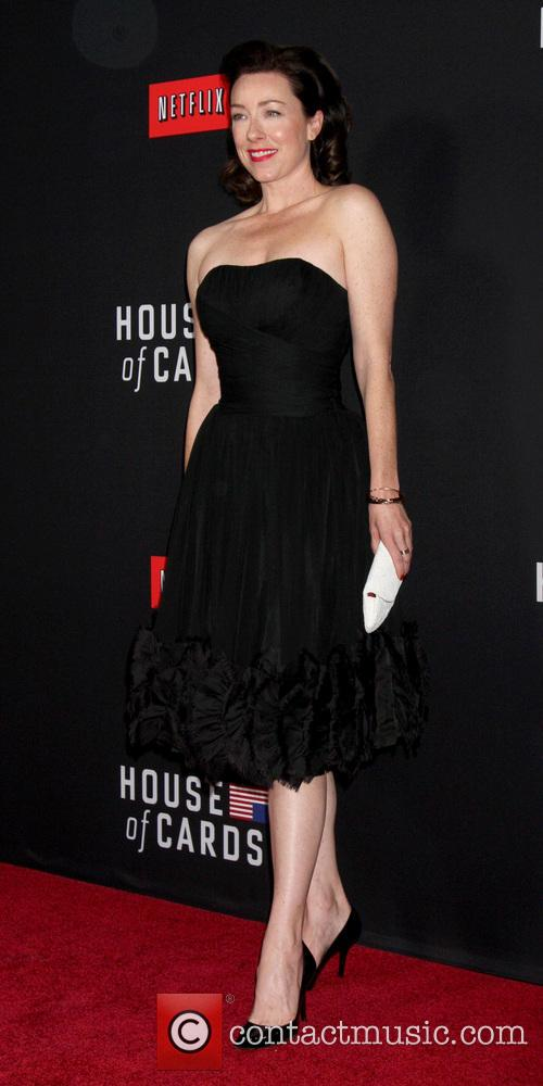Molly Parker | News, Photos and Videos | Contactmusic.com