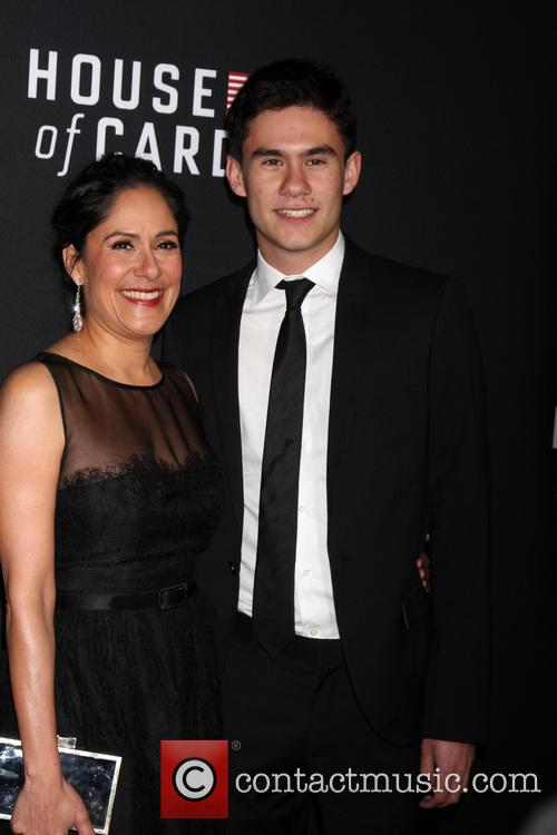 Sakina Jaffrey and Son 6