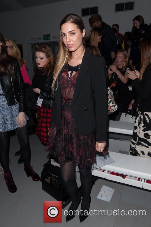 London Fashion Week Autumn/Winter 2014 - Bora Asku