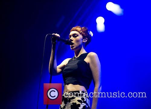Chloe Howl performs in Amsterdam