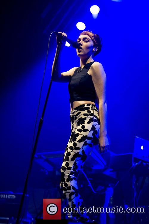 Chloe Howl performs in Amsterdam